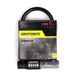 Candado Kryptonite Combo STD NiIvel 6 Gris
