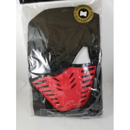 Mascara completa para bicicleta / moto con cuello