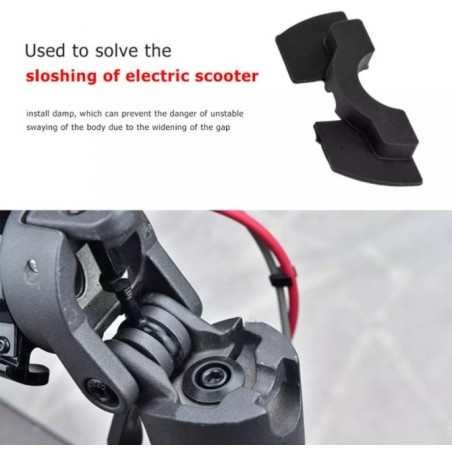 rubber dumping Scooter