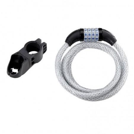 Cable de Seguridad Kryptonite RC510 con Clave