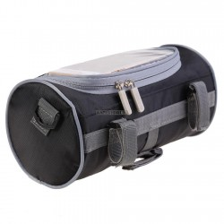 bolso para bicicleta cilindrico